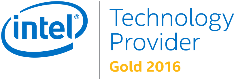 Intel Technology Provider Gold 2016